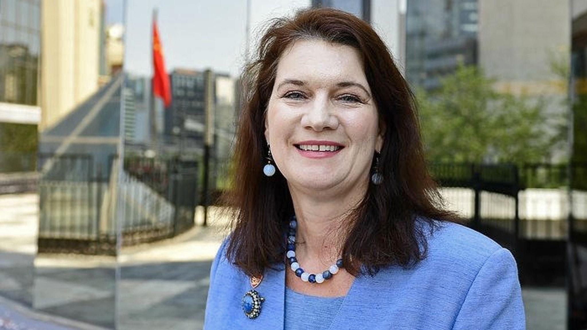 Ann Linde - Klarar EU att lösa migrationsfrågan?