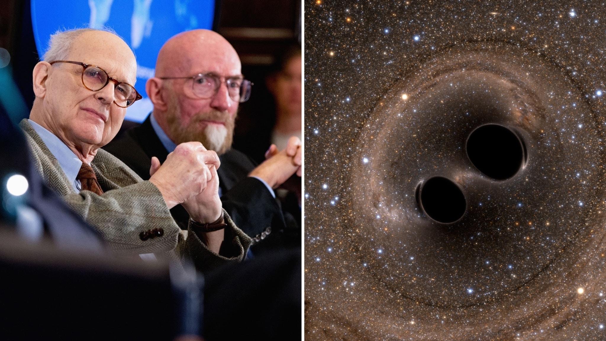 Gravitationsvågorna – upptäckten som skakade om hela fysikvärlden