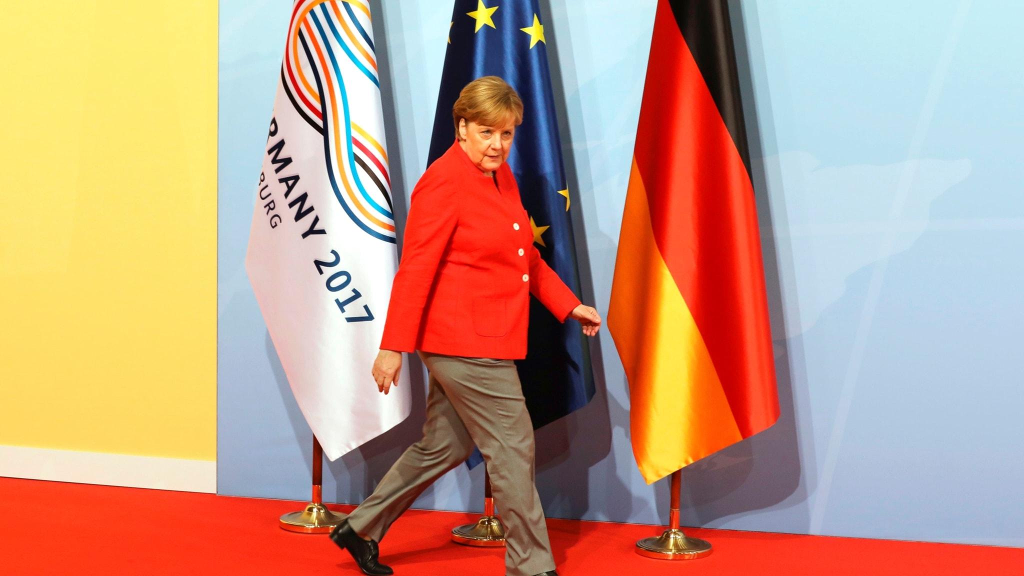 P4 Världen sänder live från Berlin om det tyska valet