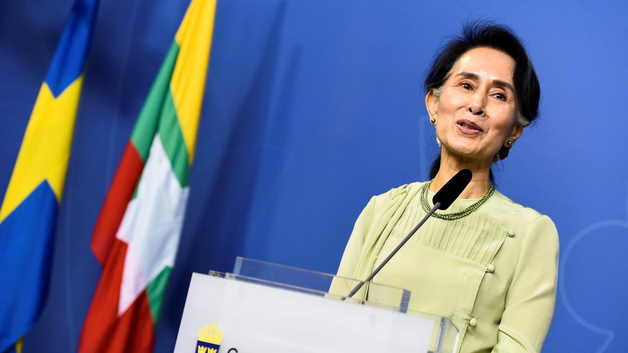 Från fredspris till flyktingkris i Burma och råd till ön Guam som hotas av Nordkorea