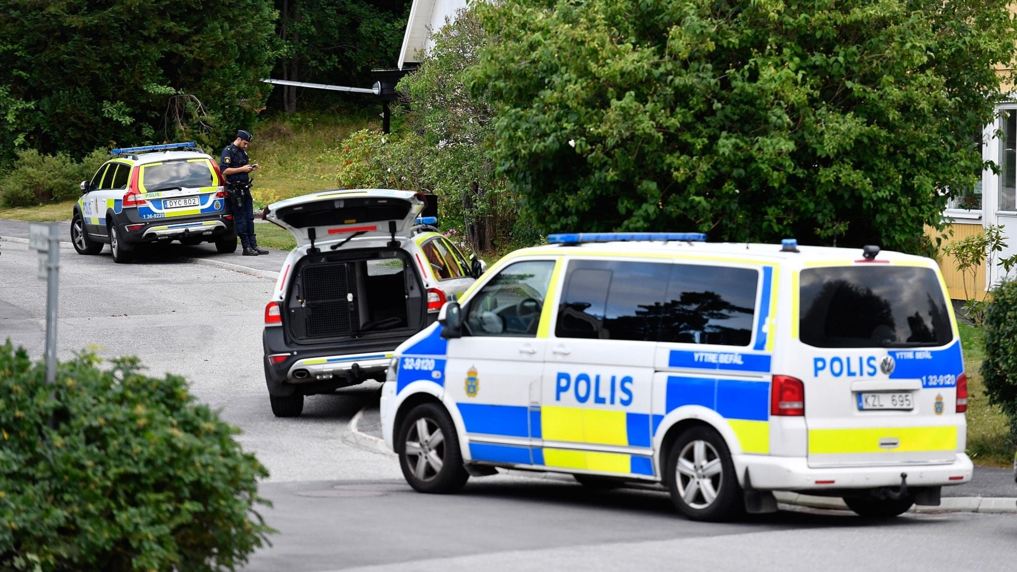 30 juli 2017: Flyktingpojke sköts utanför Stockholm