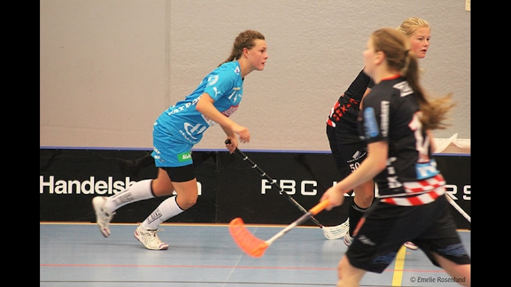 Innebandy, Ellen Willsund