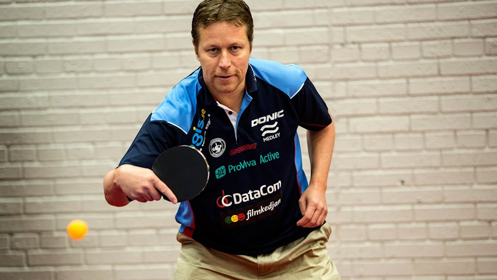 Jan-Ove Waldner. Photo: Christine Olsson/TT