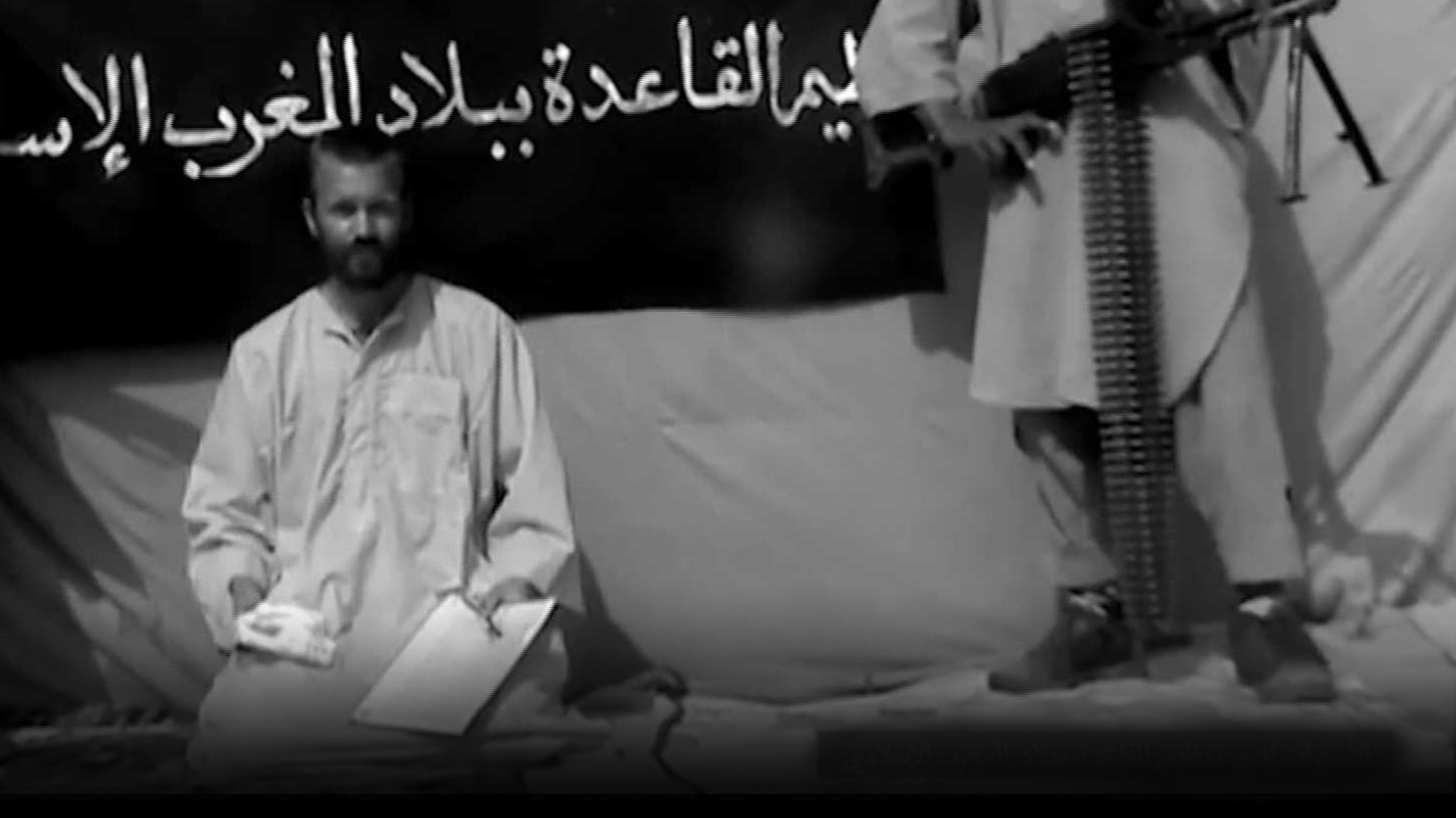 Del 2. Kidnappad av Al Qaida