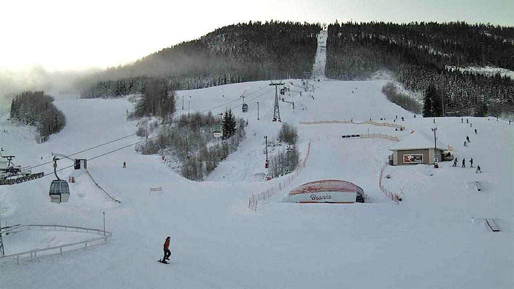branäs skidanläggning