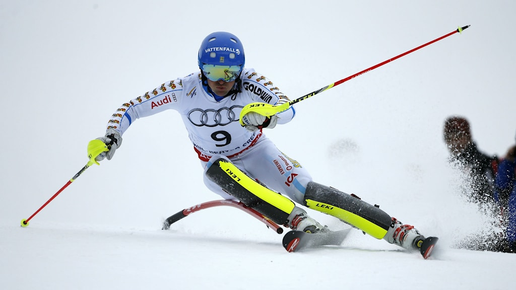 Markus Larsson. Foto: AP Photo/John Locher.