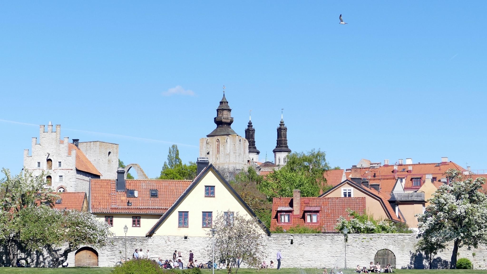 Människor och tro från Almedalsveckan i Visby