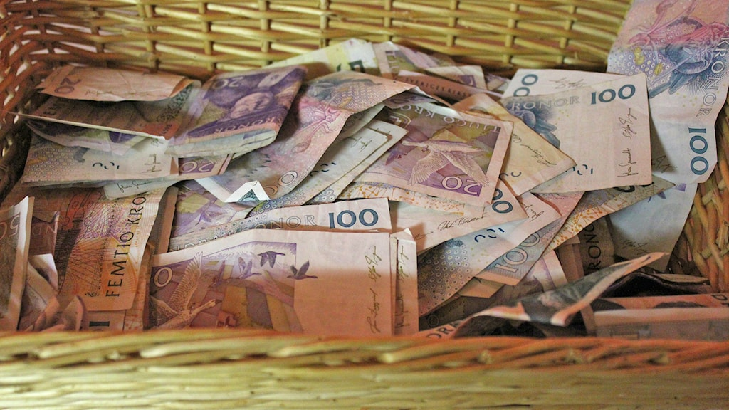 swedbank kontanthantering