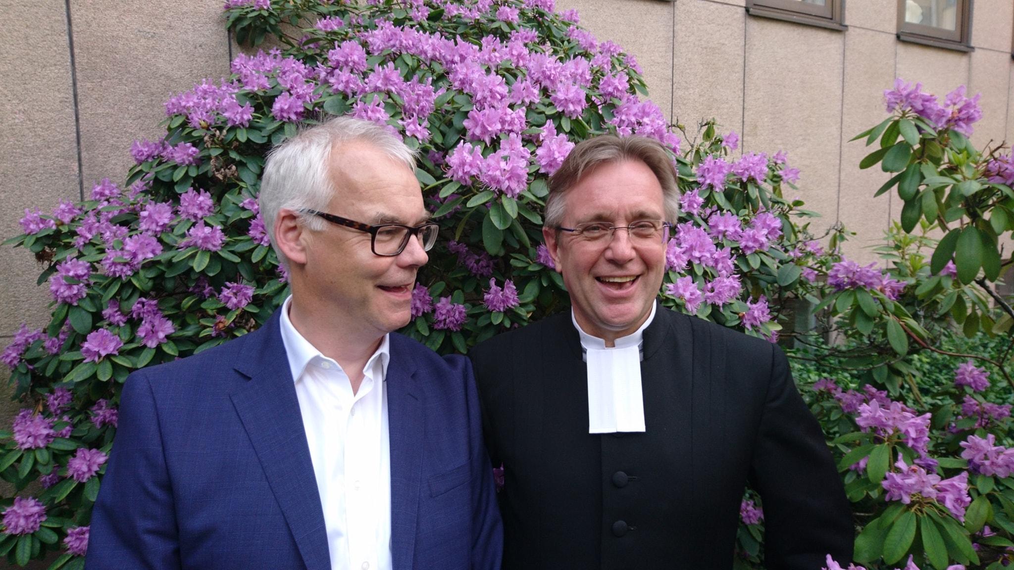 Guds medarbetare - Från S:t Nicolai kyrka i Örebro