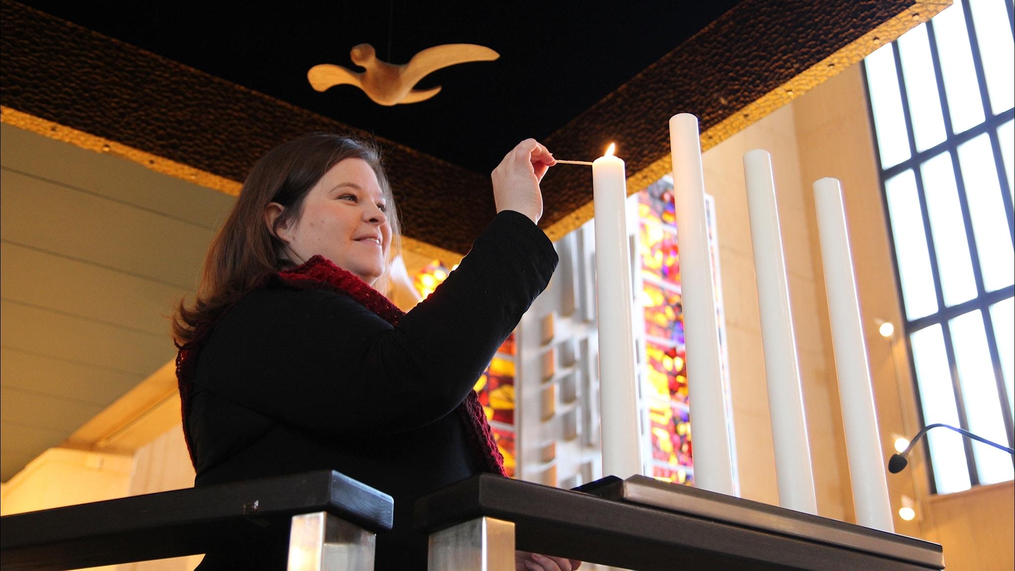 Börja året med ljus - Första advent
