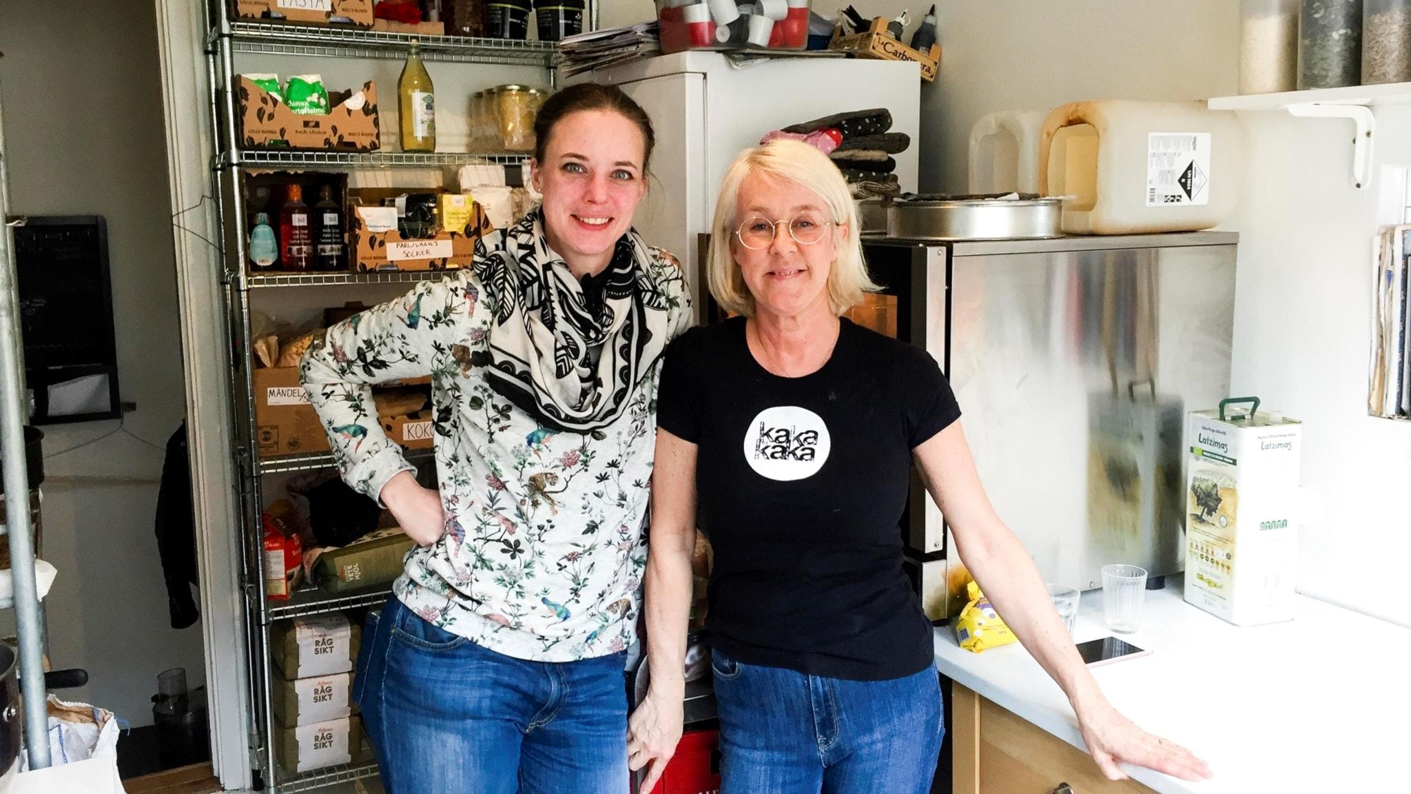 Del 2: Stjärnkocken Titti Q visar ännu mer av sitt mat-Malmö