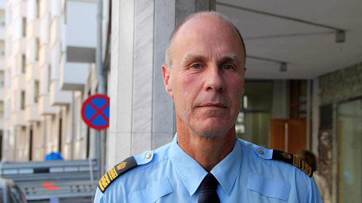sveriges polischef