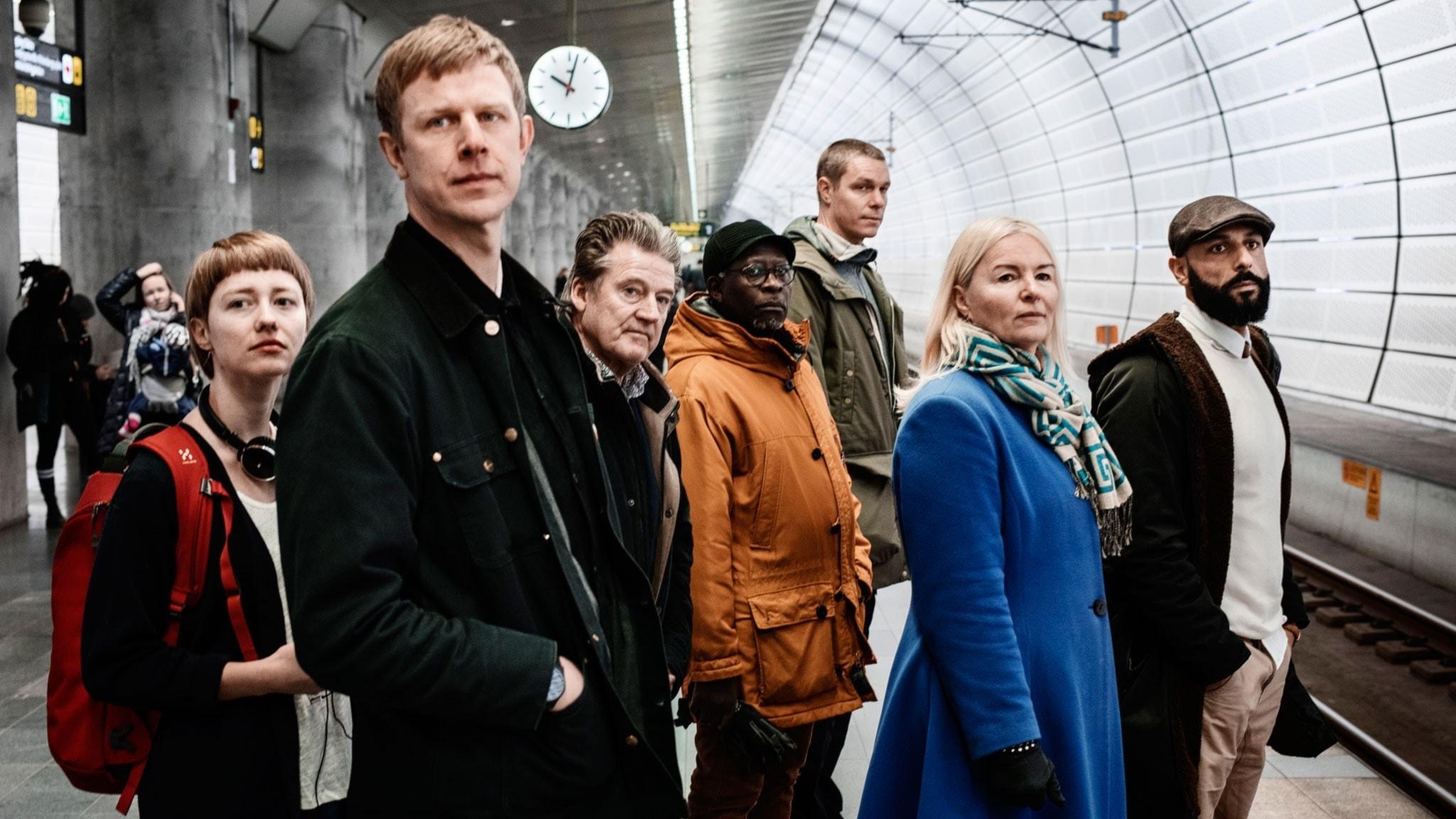 Skåningar av Familjen aka Johan T Karlsson och 21 intervjuade skåningar