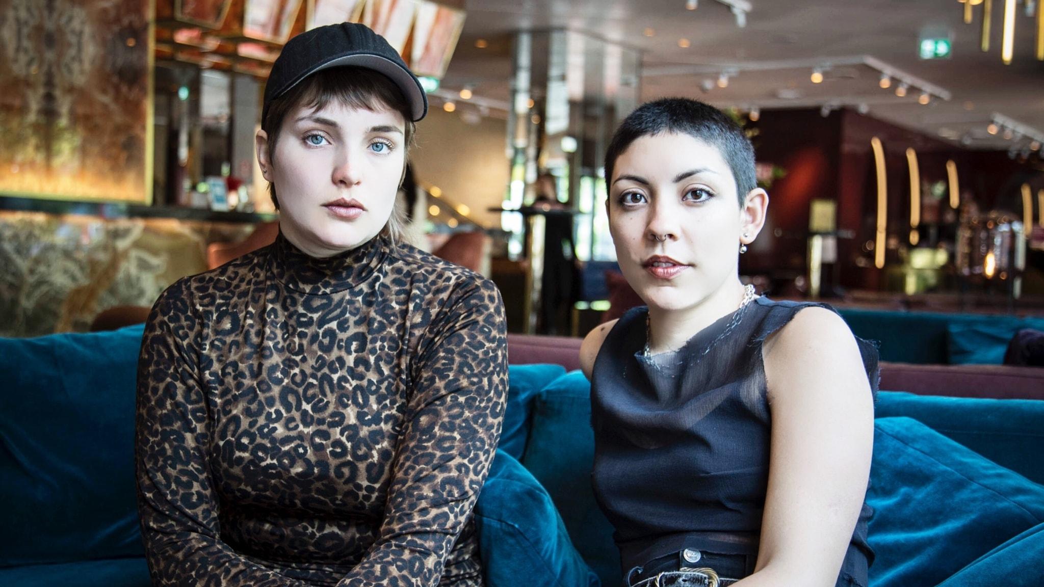 Friend Crush av och med Sanna Samuelsson och Sofia Neves