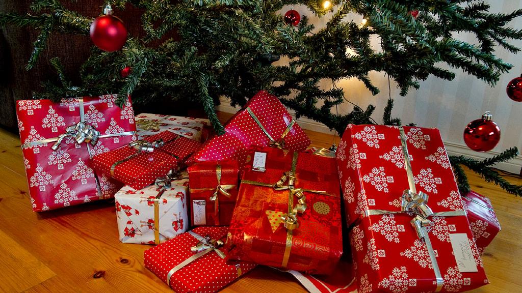 Bokföra julklappar till anställda