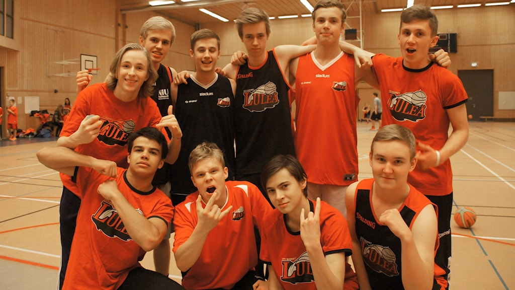 Luleå City Basket P99.