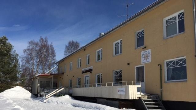Snabelhuset i boden ppnar igen p4 norrbotten sveriges for Radio boden 98 2 mhz