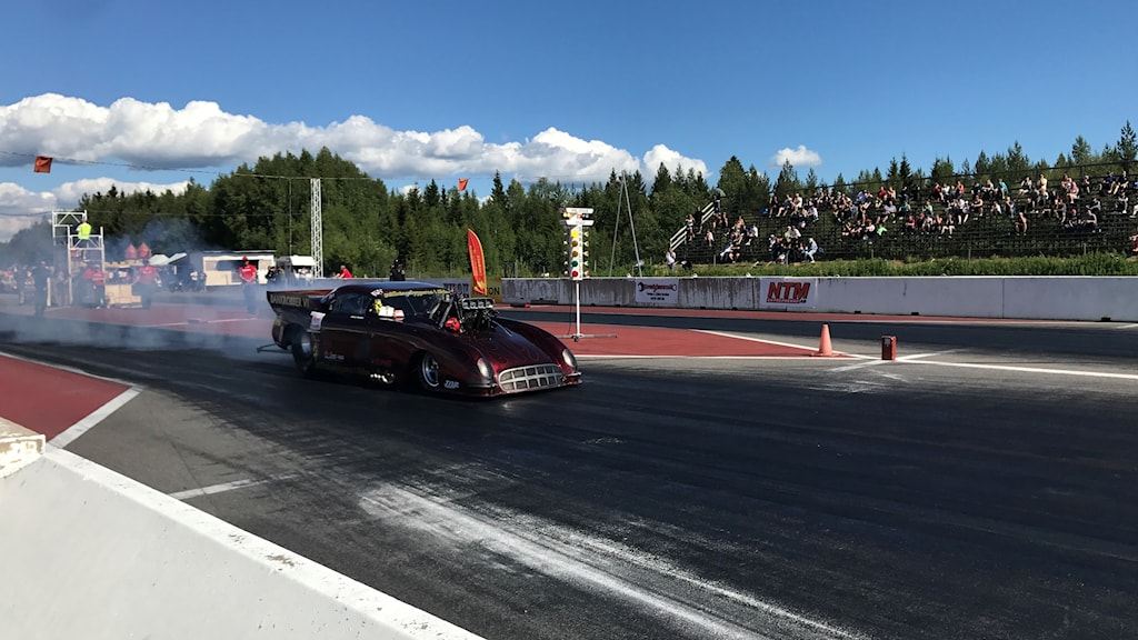 Dragracing-SM i Piteå