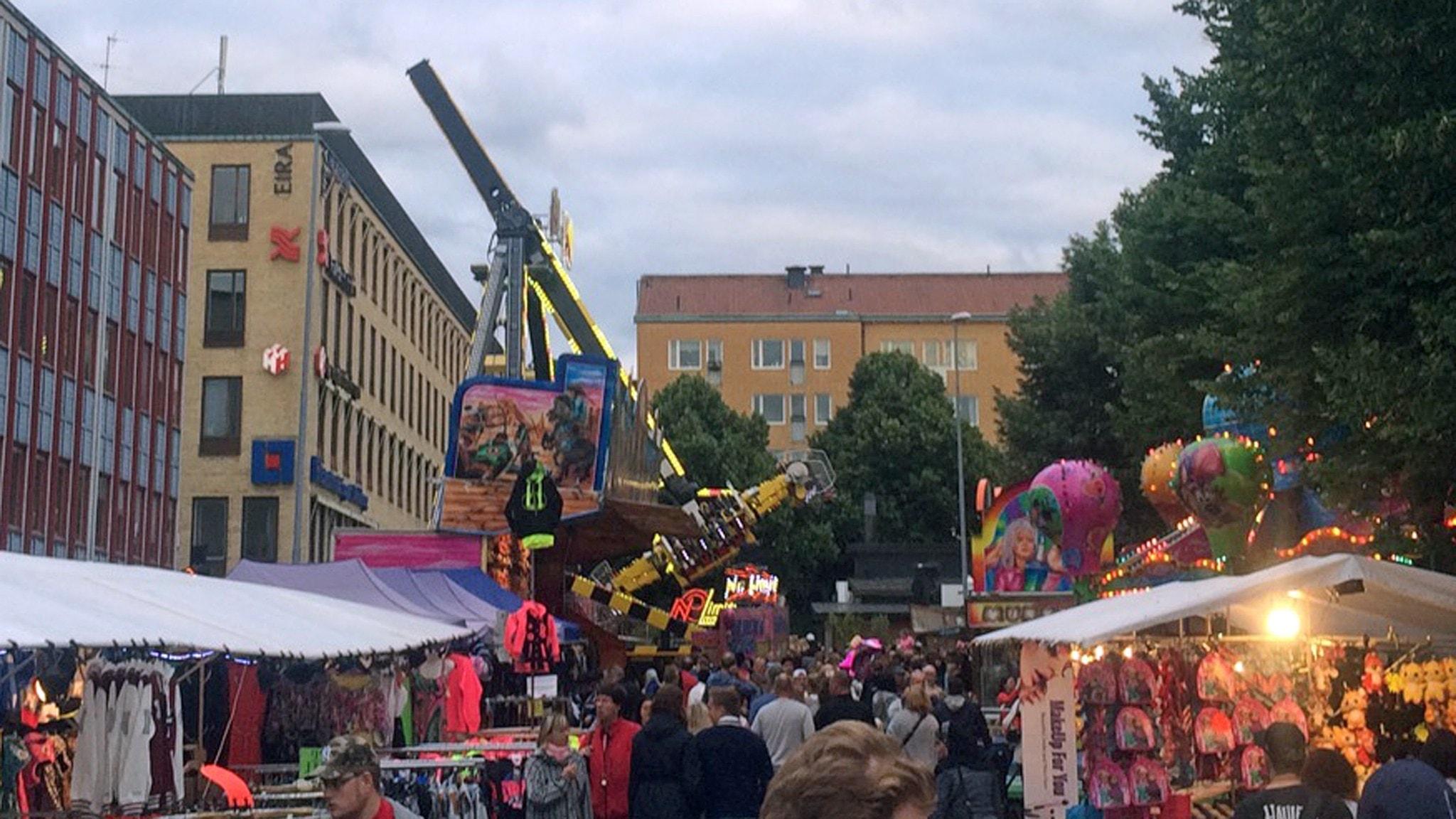 2018 ledsagare avsugning i Gävle
