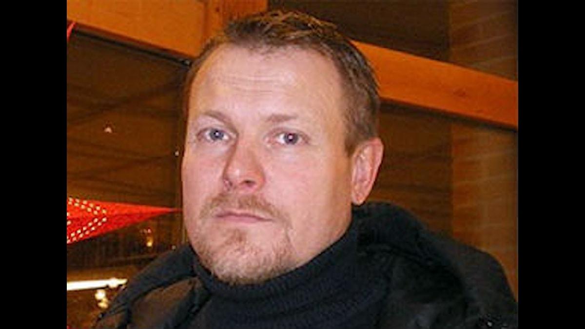 Arkistokuva: Joakim Fagervall, kuva Kaarina Honkanen, Sveriges Radio.