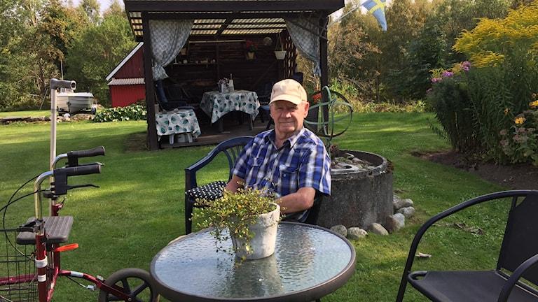 Kjell Johansson.