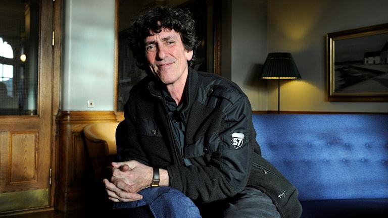 Författaren Jacques Werup Foto: Anders Wiklund/TT