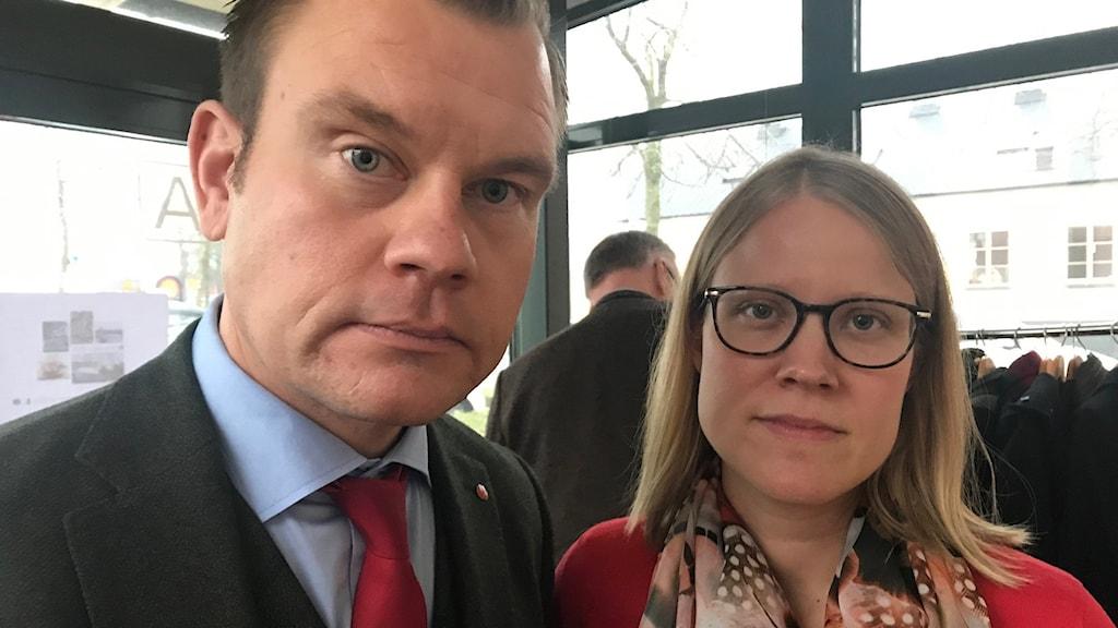 Riksdagsledamöter
