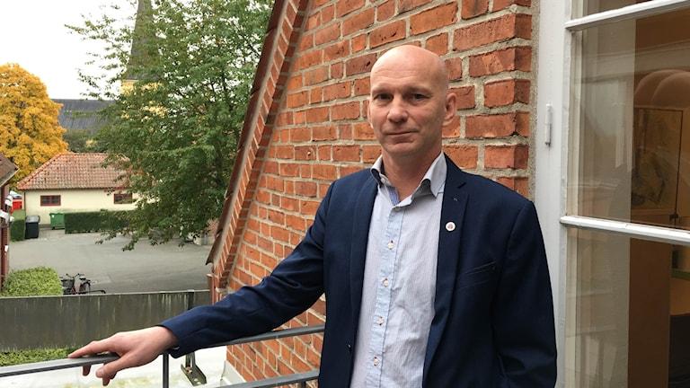 Anders Bengtsson (S), oppositionsråd i Östra Göinge