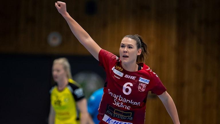 Mikaela Mässing.