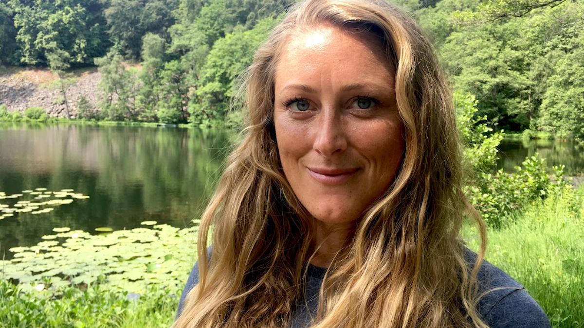 Felicia Eckersten arbetar med upplevelseturism på Söderåsen och är en av arrangörerna till Söderåsdagen som startas den 3 augusti.