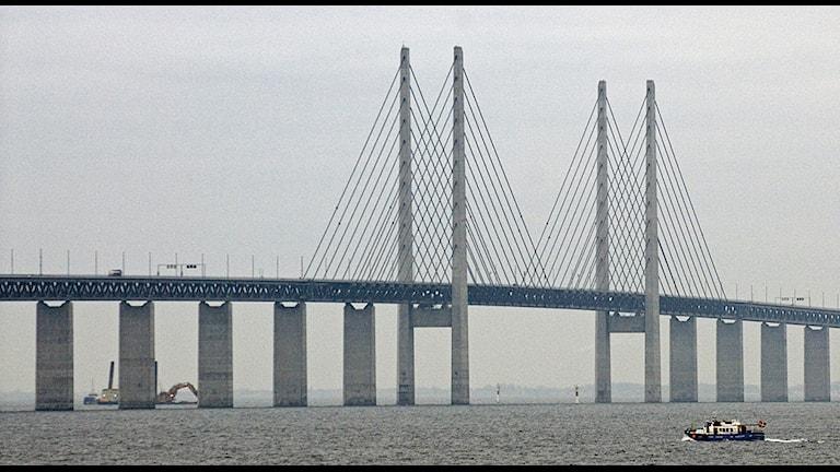 Öresundsbron. Arkivbild: Johan Nilsson/Scanpix