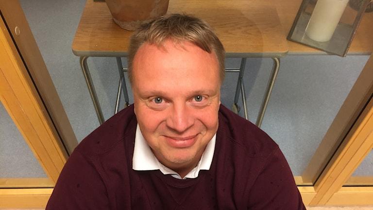 Ola Månsson - tränare för H65 Höör