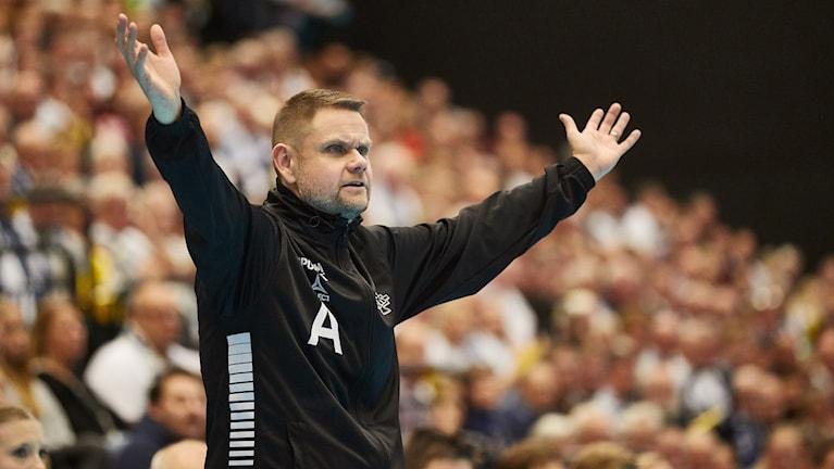 Kenneth Andersson tränar IFK Ystad