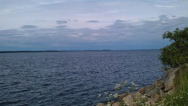 Hanöbukten utanför Åhus. Foto: Rickard Sturesson/Sveriges Radio