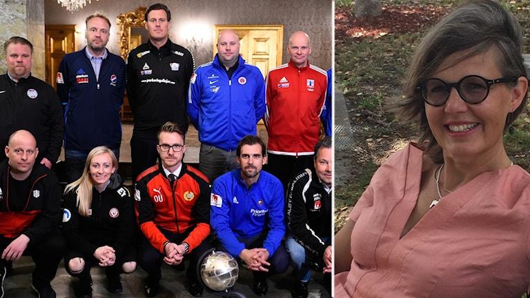 Susanna Hedenborg tror kvotering kommer förändra mycket inom idrottslivet.