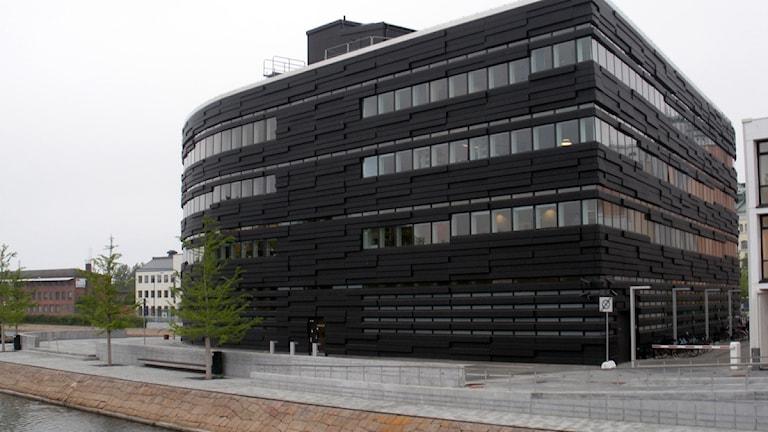 Hovrätten i Malmö. Foto: Richard Martinsson/Sveriges Radio