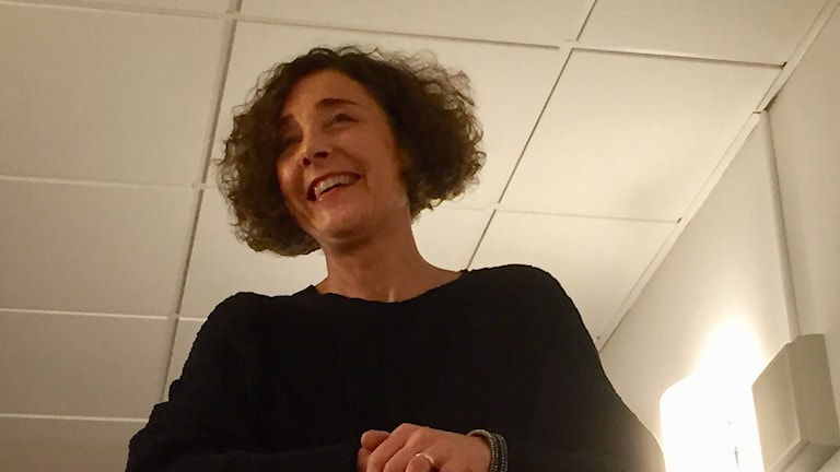 Karin Wendin - professor i mat- och måltidskunskap på Högskolan i Kristianstad