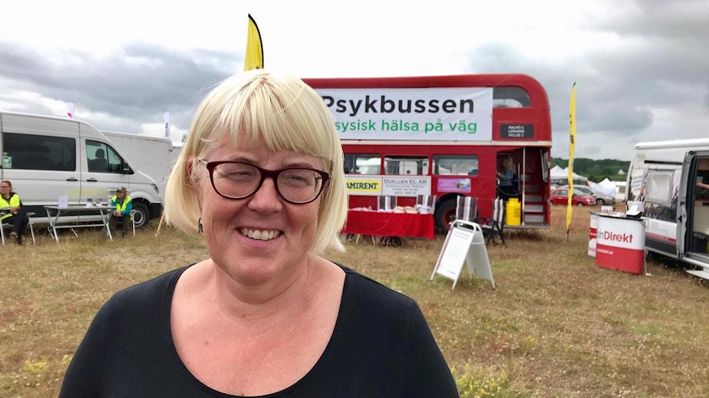 Maria Samuelsson, Bisam i sydöstra Skåne.