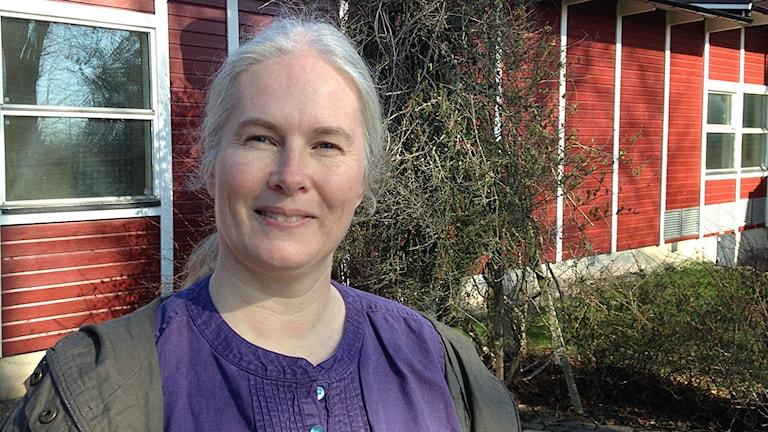 Ulrika Tollgren (S) är ny ordförande för barn- och utbildningsnämnden i Kristianstad.