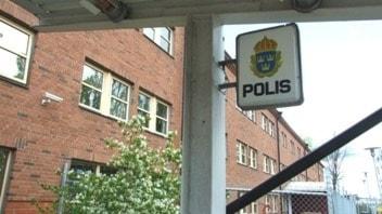 Polishuset i Kristianstad.