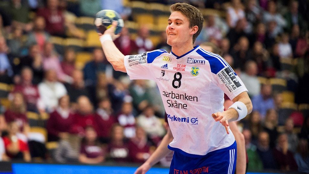 Ystads Hampus Andersson