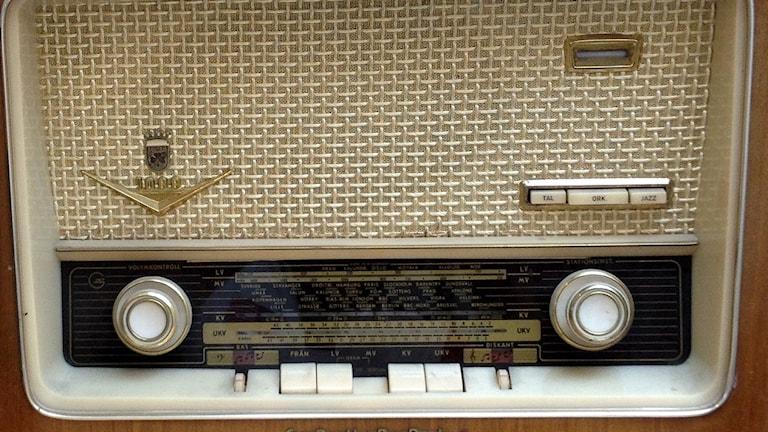 Radioapparat