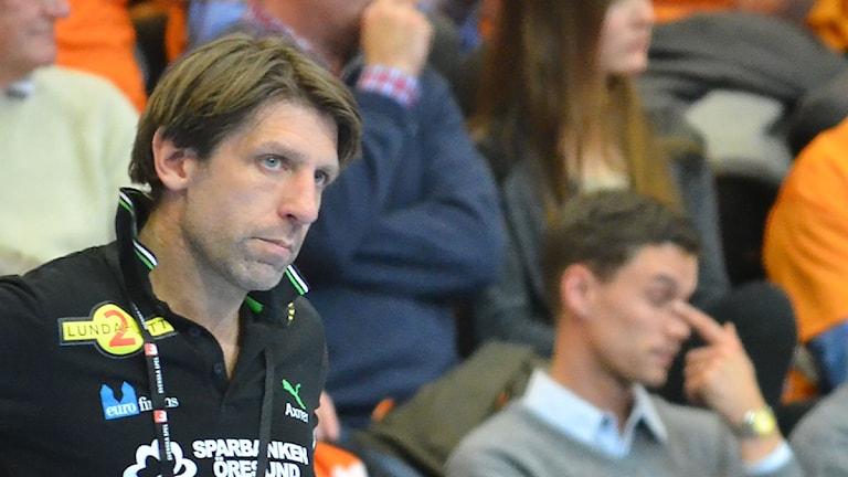 Tomas Axnér, Lugis karismatiske tränare.