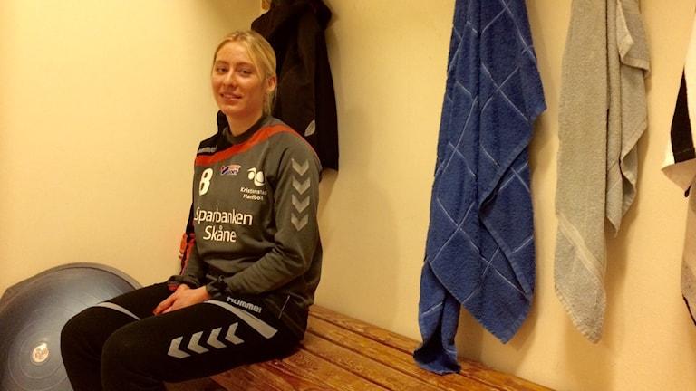 KHK:s Sarah Carlström har haft otur sista åren med skador.