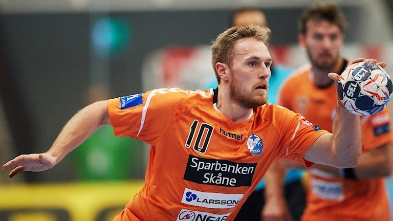 20171104 IFK Kristianstad Albin Lagergren