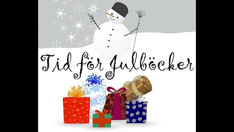 Tid för Julböcker