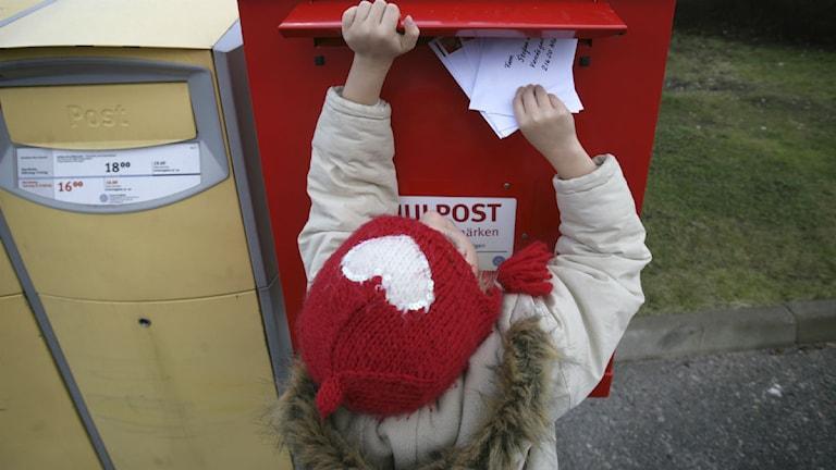Många vill ha ett brev till jul