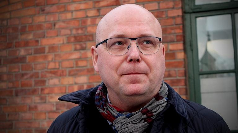 Han har mött de värsta terroristerna - hör Magnus Ranstorp berätta om sitt liv. Foto: Johanna Darnéus/Sveriges Radio