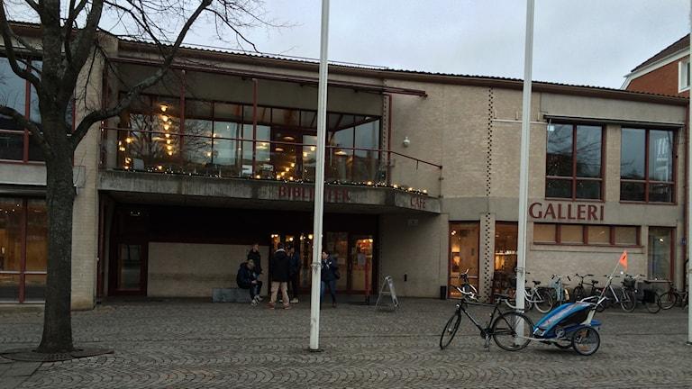 Ängelholms bibliotek