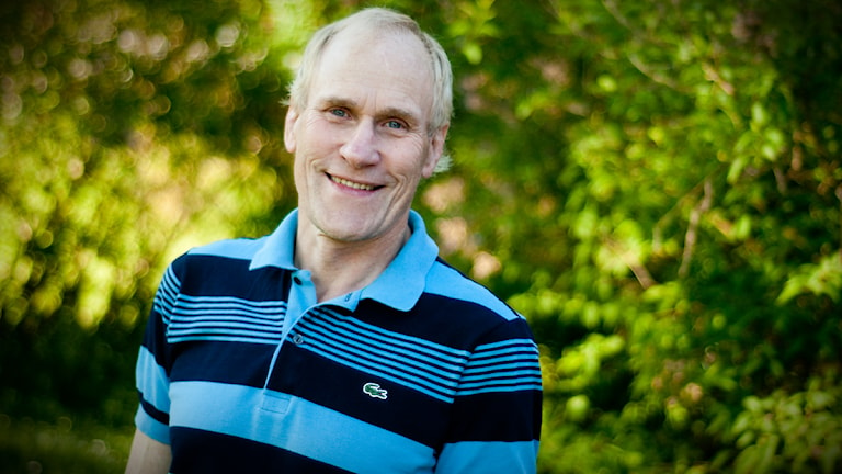 Lasse Sigfridsson Foto: Johan Pettersson/Sveriges Radio